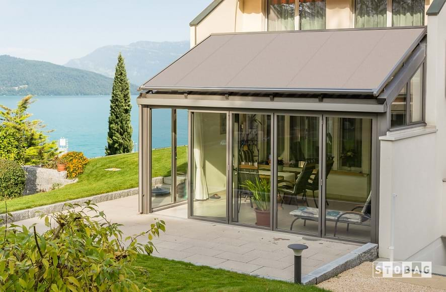 Stobag Conservatory Airomatic Awnings